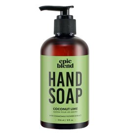 Epic Blend Epic Blend Hand Soap Coconut Lime