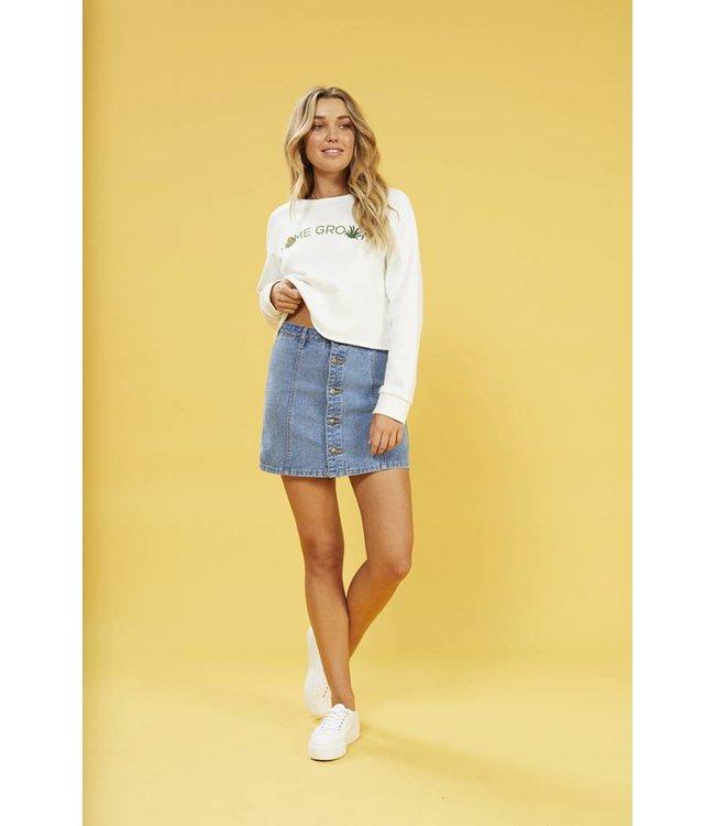Minkpink Home Grown Sweatshirt