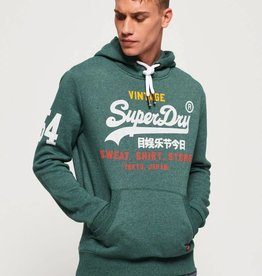 SuperDry Super Dry Mens Sweat Shirt Store Hoody