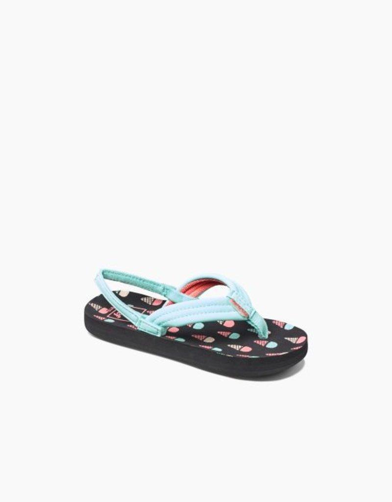 d7f9d3cd7d36 Reef Kids Little Ahi Sandal - 42nd Street Clothing