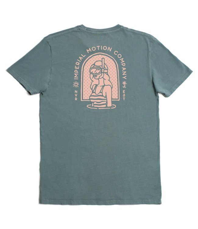 Imperial motion Imperial Motion Mens Diver Tee