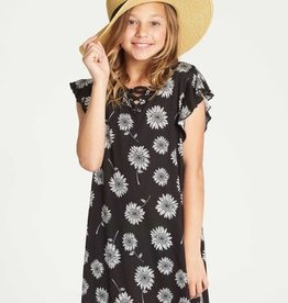 Billabong Billabong Youth Girls Dreamin Daiseys Dress