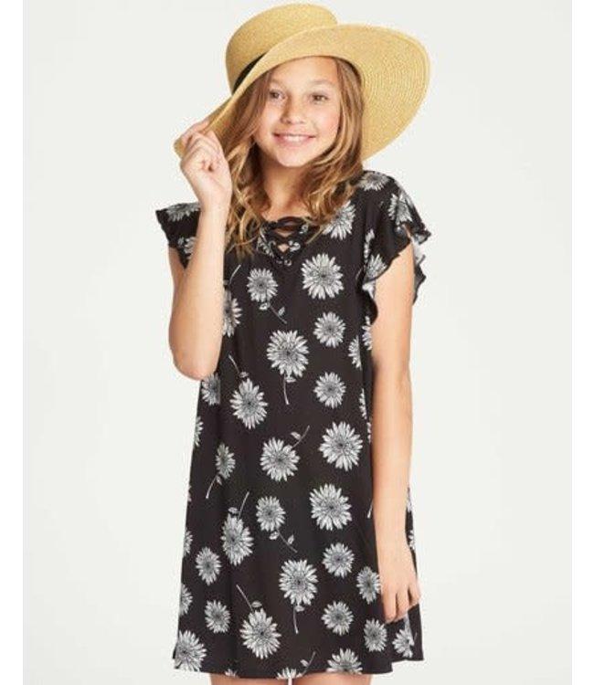 Billabong Youth Girls Dreamin Daiseys Dress