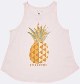 Billabong Billabong Youth Girls Sunny Pineapple Tank