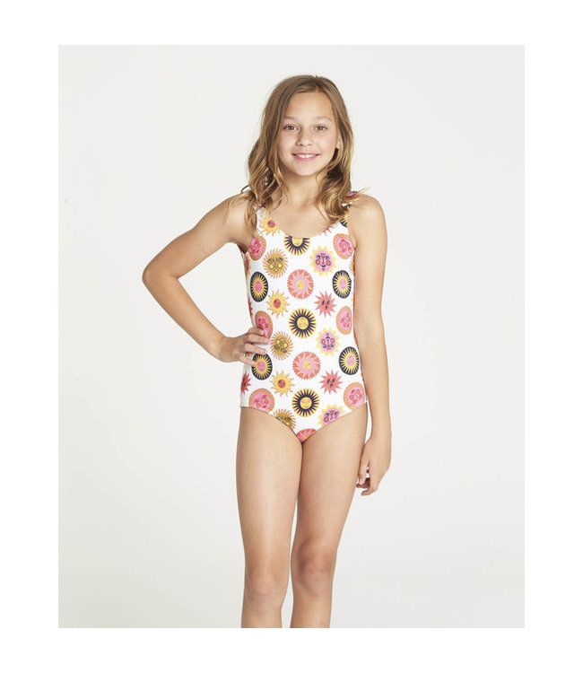 Billabong Kids Girls Ole Souliel One Piece