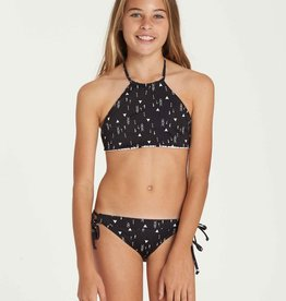 Billabong Billabong Youth Girls Sundial Reversible 2 Piece Swimsuit