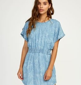 RUCA RVCA Womens Nothing Left Dress