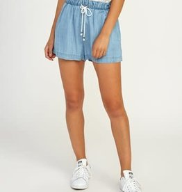 RUCA RVCA Womens Im Listening Shorts