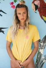 Billabong Billabong Womens Kissed By The Sun Tee