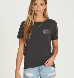 Billabong Billabong Womens Waves Stamp Tee