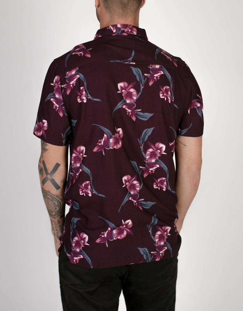 Imperial motion Imperial Motion Mens Kingpin SS Shirt