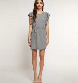 DEX Dex Butterfly Scoop Dress