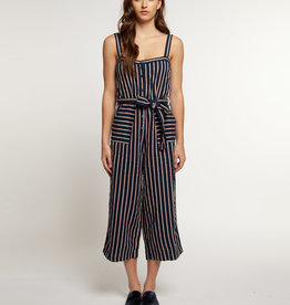 DEX Dex Button Front Jumpsuit