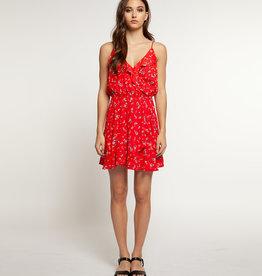 DEX Dex Ruffled Dress