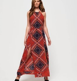SuperDry Super Dry Womens Boho Maxi Dress
