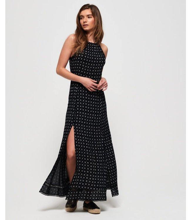 Super Dry Womens Boho Maxi Dress