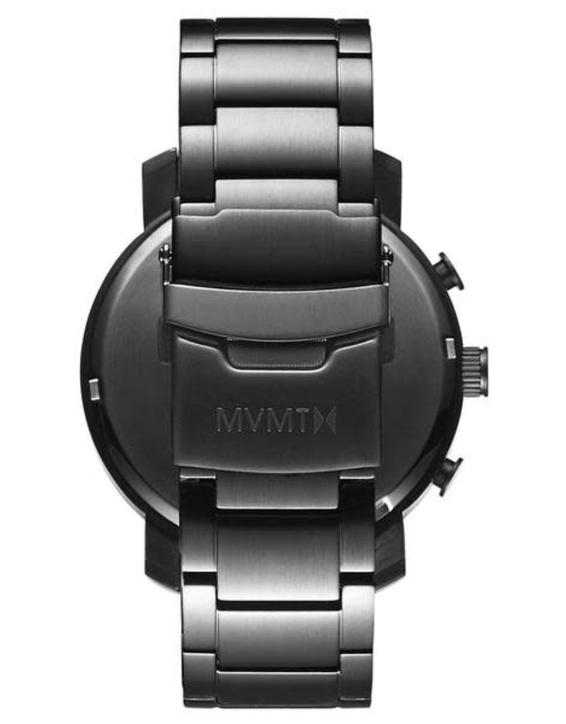 MVMT MVMT Chrono Gunmetal 45mm