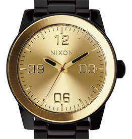 Nixon Nixon Corporal SS Matte Black Gold