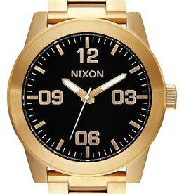 Nixon Nixon Corporal SS All Gold Black