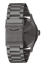 Nixon Sentry Ss Gunmetal Indigo 42nd Street Clothing