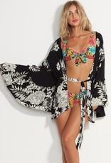 Billabong Billabong Womens All Flored Kimono