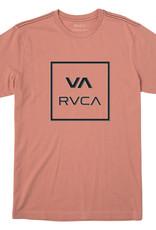 RUCA RVCA Mens Unregistered Tee
