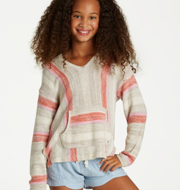 Billabong Billabong Youth Girls Baja Cove Sweater