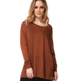 DEX Dex Long Sleeve Crew Neck Sweater