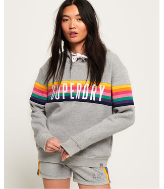 SuperDry Super Dry Carly Carnival Hoody