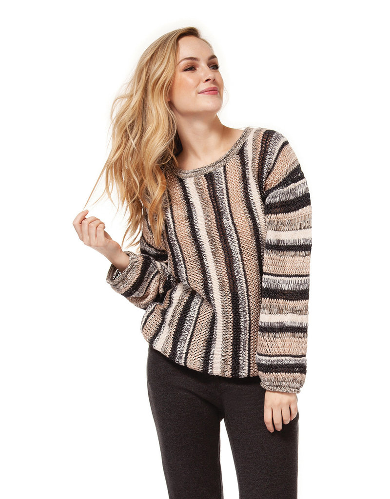 DEX Dex L/Slv Scoop Neck Sweater
