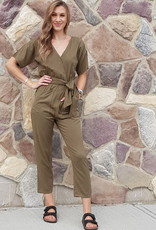 Billabong Billabong Womens High Flyer Jumpsuit
