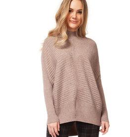DEX Dex Drop Shoulder L/Slv Sweater