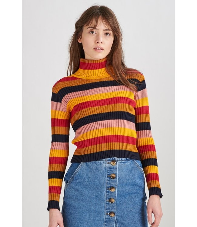 24Colours 24Colours Womens Rolli Sweater