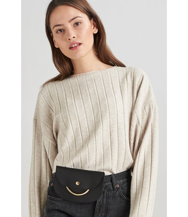 24Colours Womens Oversized Sweatshirt