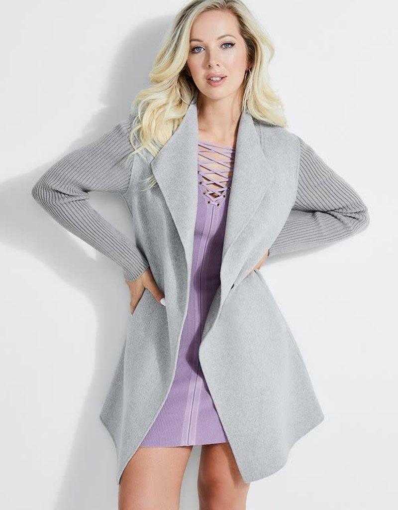 Guess Guess Womens Cristina Coat