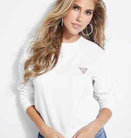 Guess Guess Womens Graphic Logo Sweatshirt