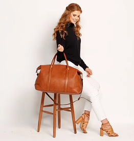 Louenhide Louenhide Alexis Travel Bag Tan