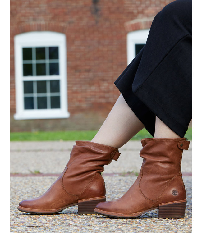 Timberland Womens Sutherlin Slouch Boot