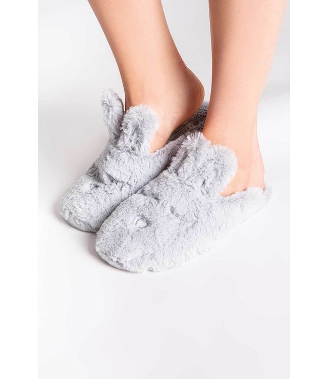 P.J. Salvage Bunny Slide Slippers