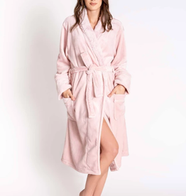 P.J. Salvage PJ Salvage Silky Luxe Plush Robe