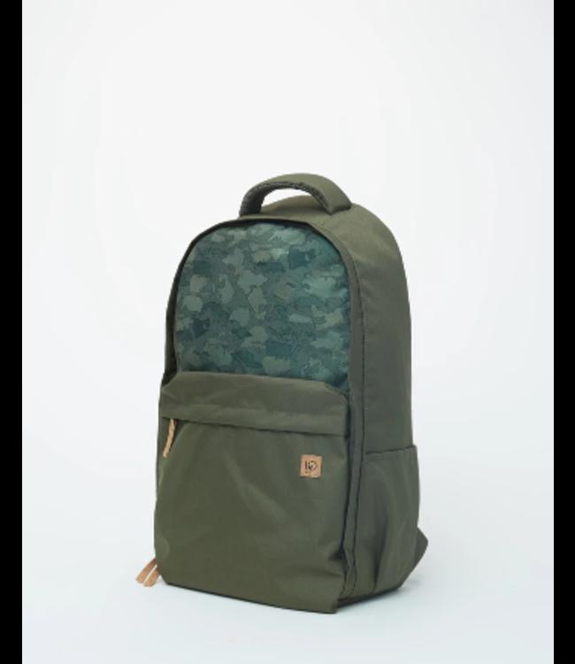 Ten Tree Ten Tree Motion Backpack Olive Night Green