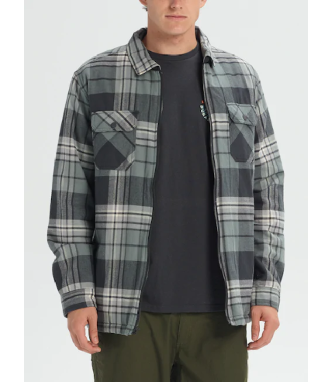 Burton Burton Mens Brighton Insulated Flannel