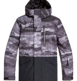 Quiksilver Quiksilver Youth Mission Block Jacket