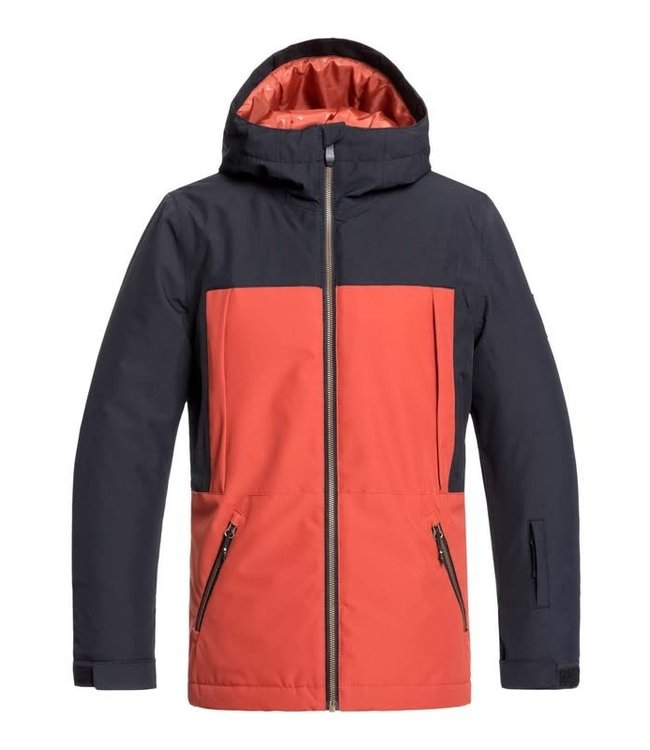 Quiksilver Youth Tavis Rice Ambition Jacket