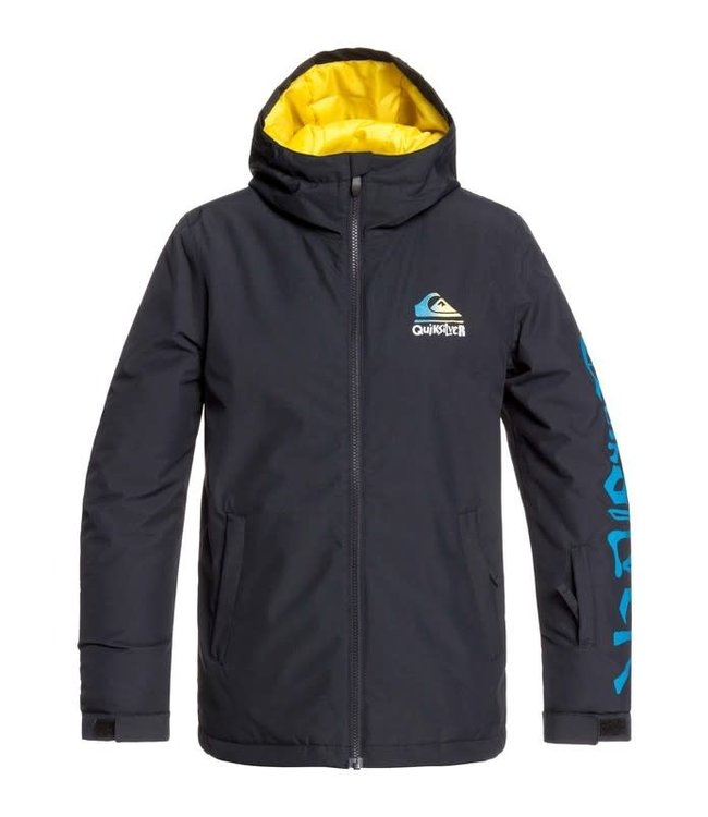 Quiksilver Quiksilver Youth In The Hood Jacket
