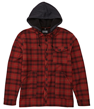 Billabong Billabong Mens Furnace Hooded Flannel
