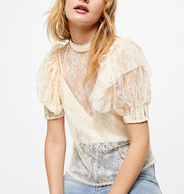 Free People Free People Secret Admirer Blouse