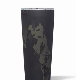 Corkcicle Corkcicle 24oz Tumbler Black Camo