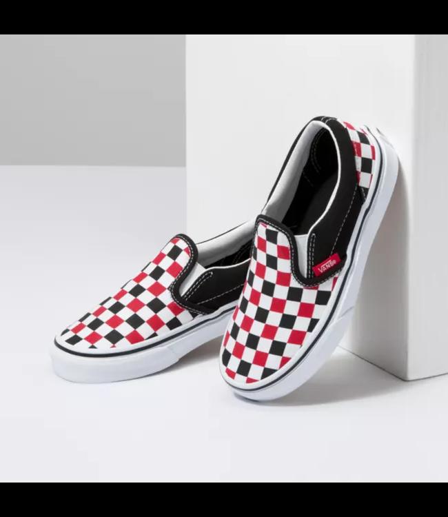 Vans Youth Classic Slip-On Checker