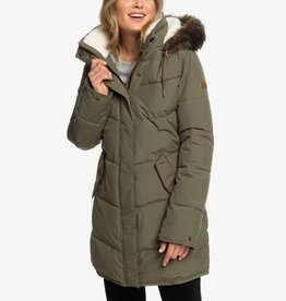 ROXY Roxy Womens Ellie Longline Jacket